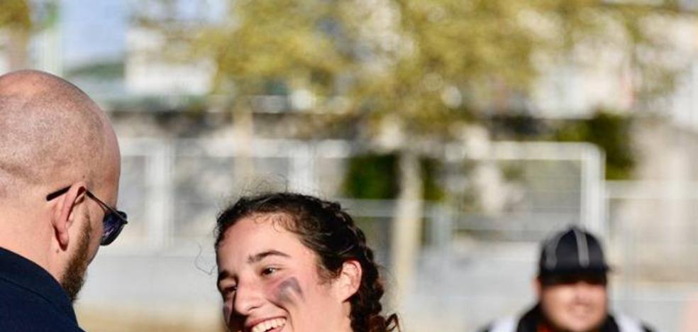 Una española irá por primera vez a la selección europea de fútbol americano, hasta ahora masculina