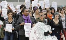 Elorriok jardunaldi feministen alde topa egingo du bihar