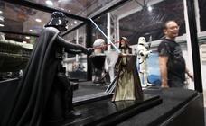 Chewbacca, Han Solo y Darth Vader te esperan en Barakaldo