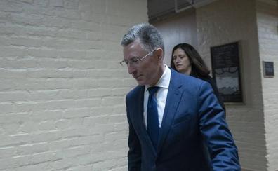 Diplomáticos de carrera colaboran con el Congreso en el 'impeachment'