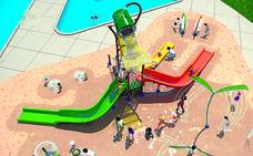 Amorebieta dispondrá de un parque acuático integrador el próximo verano
