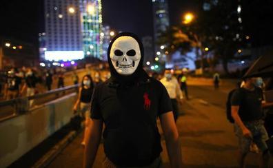 Parálisis y caos con máscaras