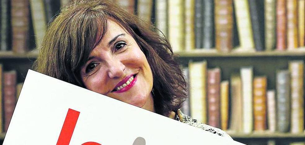 Elvira Lindo y la alegría de escribir
