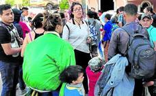 «La migración no va a parar. Huyen de la muerte y estamos obligados a acogerles»