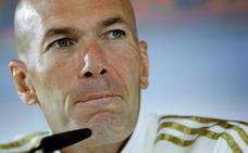Zidane: «Areola ya sabe que ha cometido un pequeño error»