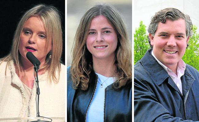 Marimar Blanco será la candidata del PP por Álava el 10-N en sustitución de Maroto