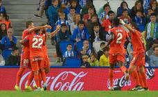 El Getafe remonta y se lleva los tres puntos frente a la Real Sociedad