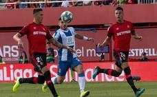 El Mallorca vuelve a ganar a costa de un angustiado Espanyol