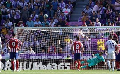 La cámara lenta no mezcla con el fútbol