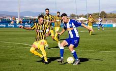 El Barakaldo cae derrotado por el Alavés (1-0)