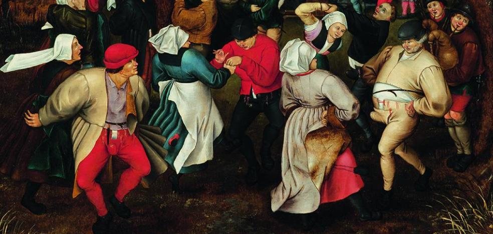 El fulgor inagotable de la galaxia Brueghel