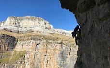 Ordesa, la universidad de los escaladores