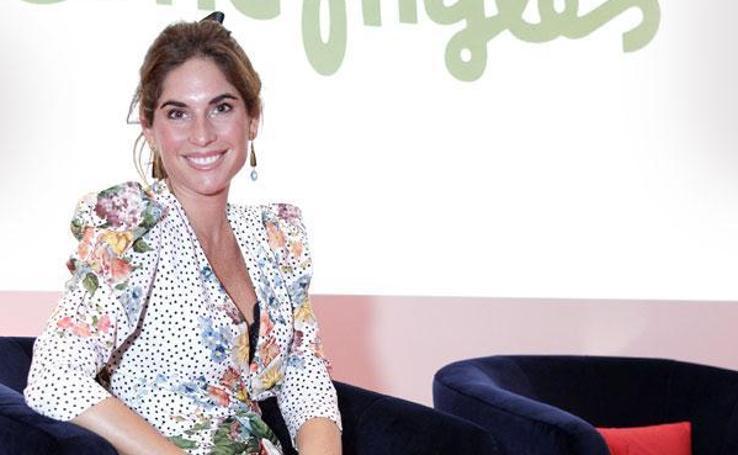 Así es el vestido 'made in Bizkaia' que llevan desde Anne Igartiburu a Lourdes Montes