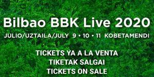 Entradas BBK Live 2020