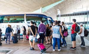 La estación de autobuses de Vitoria tendrá una oficina de alquiler de coches