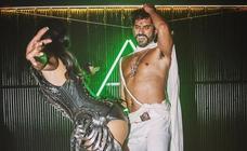 Así fue la fiesta loca y futurista de Paco León por su 45 cumpleaños