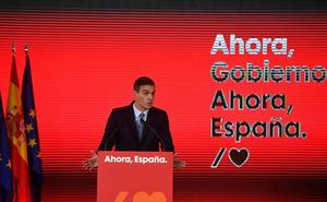 Sánchez se reivindica como el único con un equipo económico «solvente»