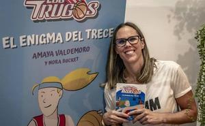 Amaya Valdemoro: «Las niñas ya no quieren ser princesas, necesitamos muchas Onas, Carolinas y Amayas»