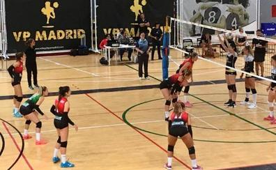 El Club Voleibol Sestao empieza la temporada con derrota
