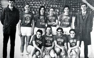 El primer equipo femenino de Álava en la elite