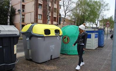 La Diputación financia 278 contenedores de envases en la Cuadrilla de Ayala