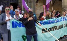 Un acuerdo pone fin a cinco meses de huelga de limpieza en edificios de Elorrio