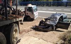 Nuevo accidente en Trabakua