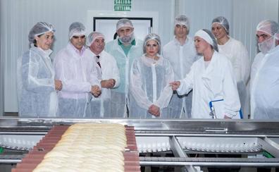 Mercadona invierte 7 millones en su bloque lógistico de Júndiz para elaborar pan