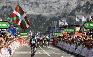 Álava, «dispuesta a implicarse» para recibir una etapa del Tour en 2023