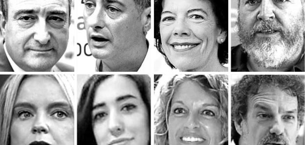 Se reabre la lucha por los 18 escaños vascos