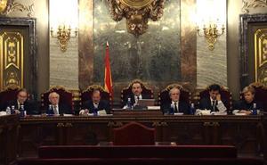 El tribunal del 'procés' busca la unanimidad en una sentencia histórica