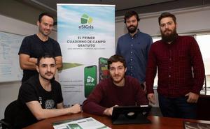 oSIGris, la app para que los agricutores puedan registrar su actividad