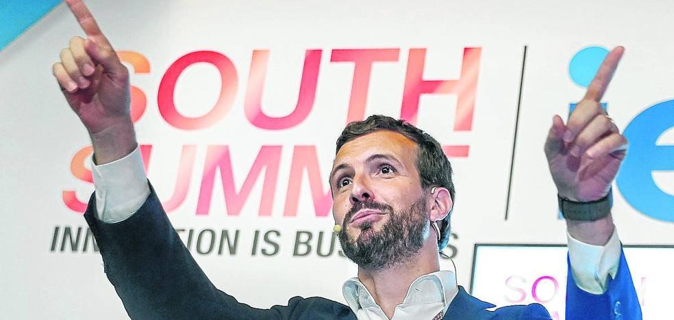 Malestar en el PP vasco por la «nueva imposición» de Casado de los candidatos del 10-N