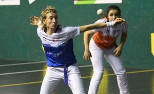 La 'jaula' femenina bate su récord con 92 pelotaris