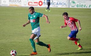 Thaylor Aldama: de fichar por el Basconia con 23 años a entrenar en el Urduliz por un hueco en Segunda B