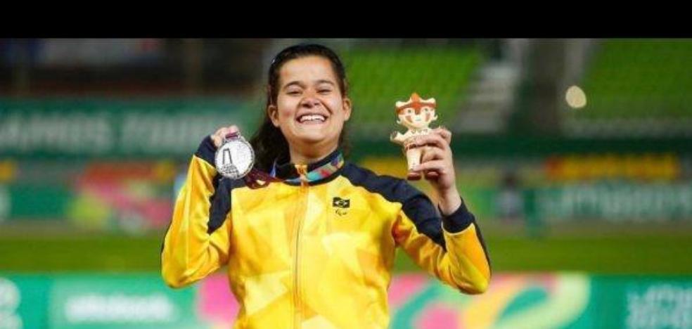 Verónica Hipólito, la paralímpica y campeona del mundo que ha superado más de 200 tumores