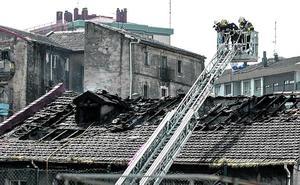 La familia de los cinco fallecidos en el fuego de Zorroza reclama 140.000 euros