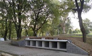 Arrigorriaga destina 41.000 euros a renovar las instalaciones del cementerio