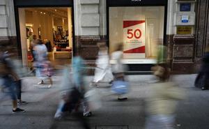El comercio pincha la burbuja del emprendimiento en Euskadi