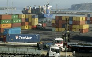 Detenido por robar coches que iban a ser embarcados en el puerto de Bilbao