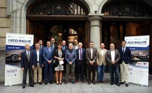 El I Eco Rallye Bilbao Petronor bate un récord mundial antes de empezar