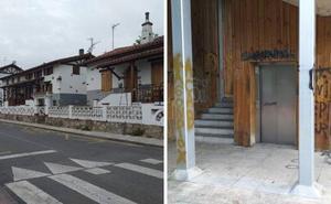 Los ladrones se ceban con los vecinos del barrio de Lezama Leguizamón en Etxebarri