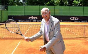 Andrés Gimeno: «Jamás pensé que el tenis español iba a llegar tan lejos»