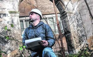 Ismael García-Gómez: «Aún hay mucho por descubrir de los orígenes de Vitoria»