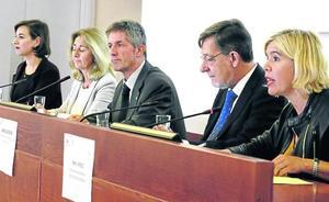 Magistrados y fiscales reconocen que la Justicia sigue discriminando a la mujer