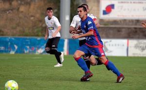 Mikel Álvaro: «Sería un sueño jugar un play-off»