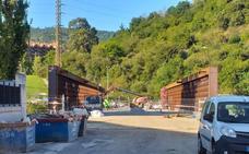 El puente de La Baskonia abrirá a los peatones el viernes y al tráfico el 23