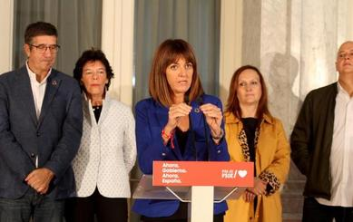 El PSE lanza su campaña para el 10-N: «Objetivo máxima movilización»