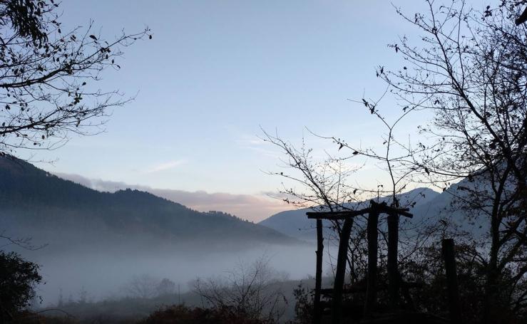 Una mañana cualquiera en el Eretza