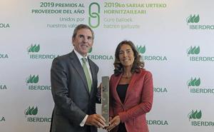 Iberdrola reconoce a la vasca Ingeteam su compromiso por la internacionalización